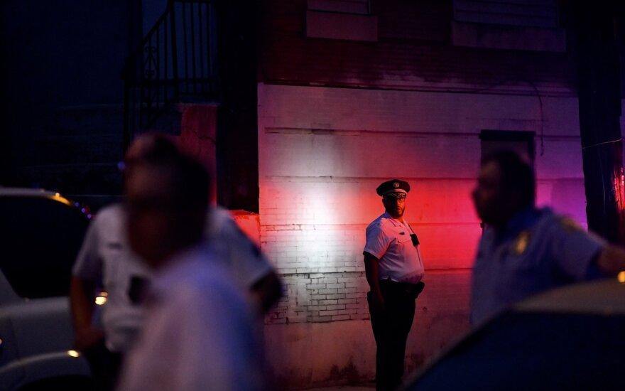 Susišaudymas Filadelfijoje