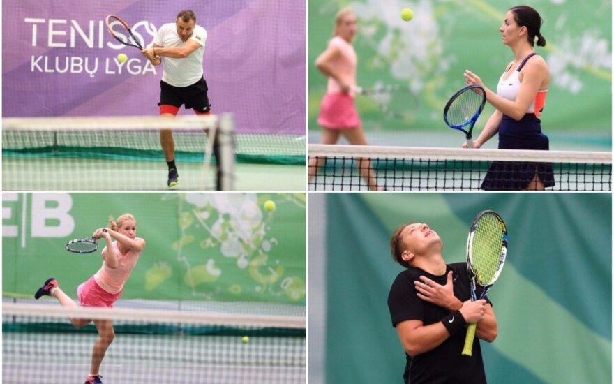 Teniso mėgėjų klubų lyga