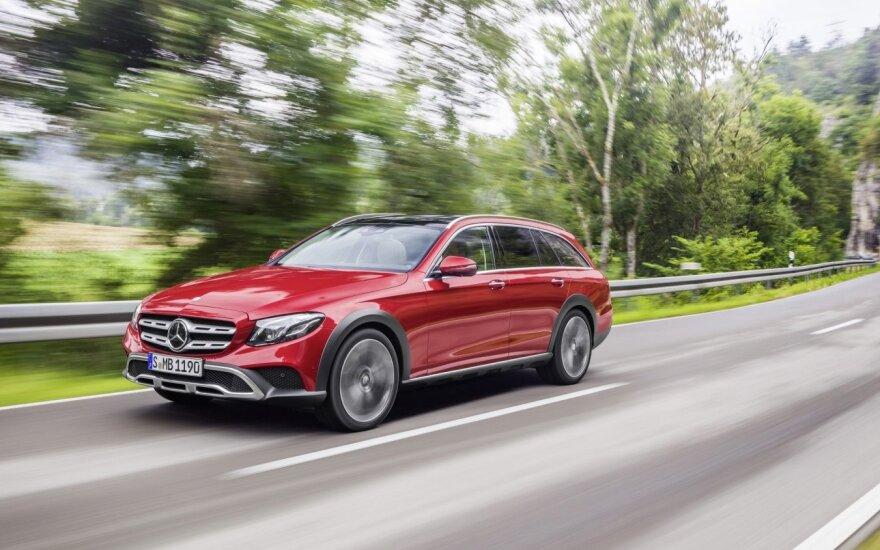 """""""Mercedes-Benz E-Class All-Terrain"""""""