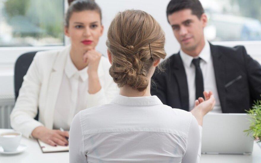Trylika klaidų, kurios gali sužlugdyti jūsų darbo pokalbį
