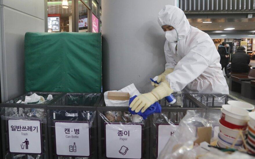 PSO: visas pasaulis turi imtis veiksmų dėl Kinijos viruso