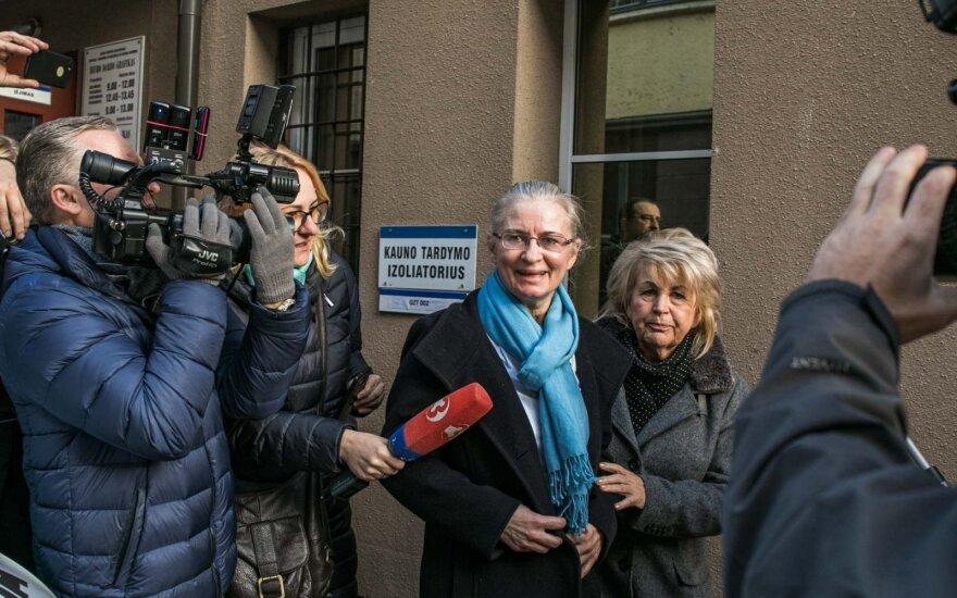 Venckienės bylą Panevėžio teismas pradės nagrinėti kitą savaitę
