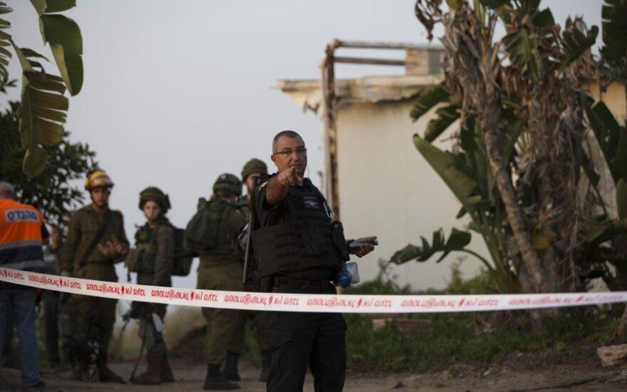 Izraelio pajėgos Gazoje