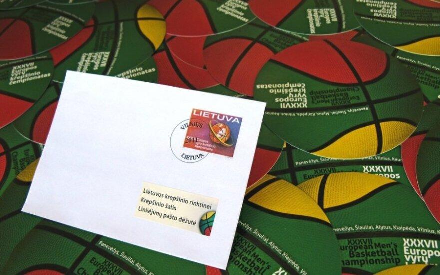 Lietuvos krepšinio aistruolių paštas