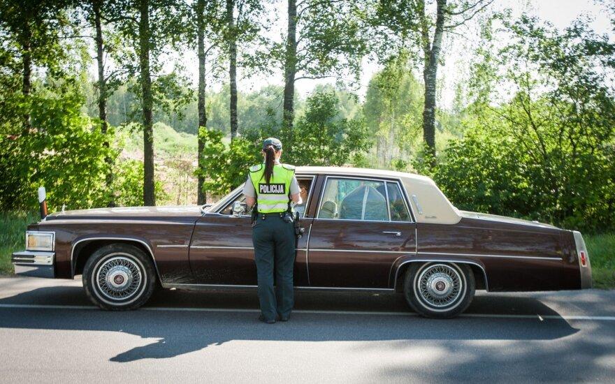 Sekmadienio rytas Vilniuje nustebino – nė vieno girto vairuotojo