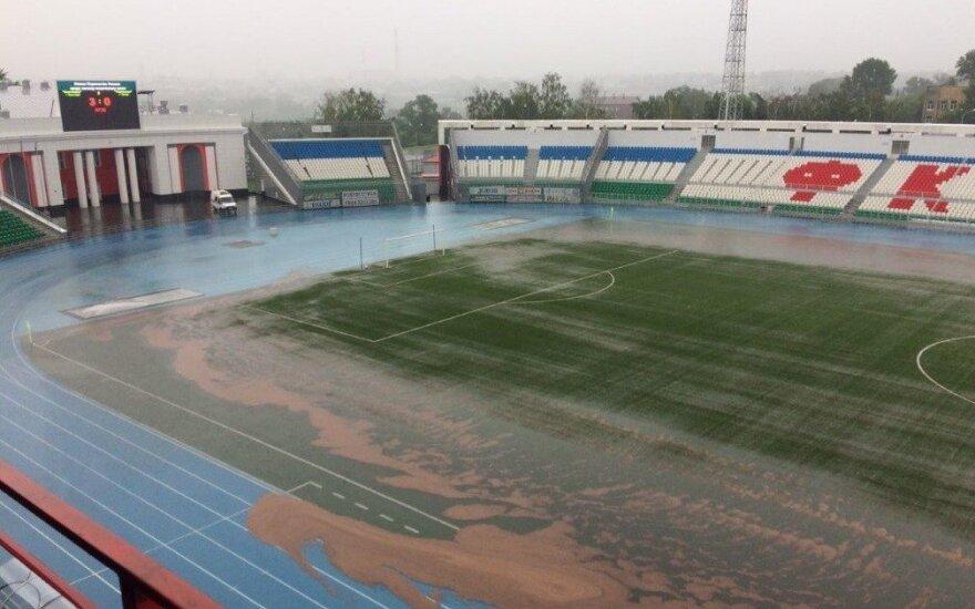 Stadiono veja Ufoje