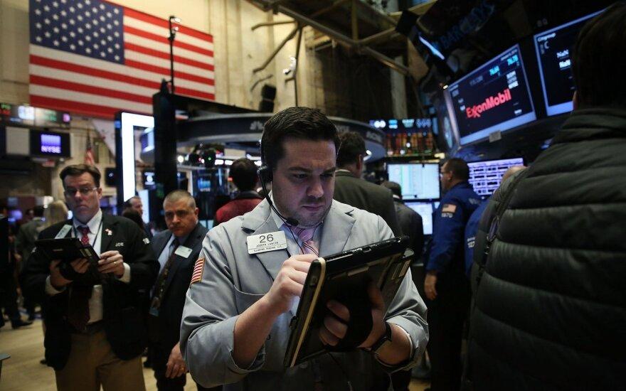 Biržose ir valiutų rinkoje didesnių pokyčių nesitikima