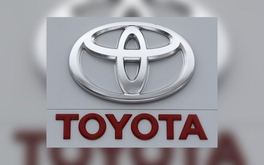 Žmogus, kurio gyvenimas = Toyota: dėl gamyklos krizės kalti neatsakingi laikini darbuotojai