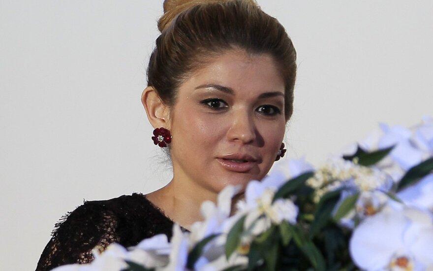 Uzbekistano velionio prezidento duktė nusiųsta į kalėjimą