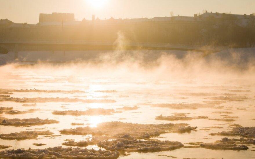 Orai: šaltis sustoti neketina – jutiminė temperatūra pasieks –30 laipsnių