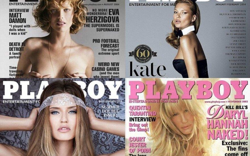 """Playboy"" nuotr."
