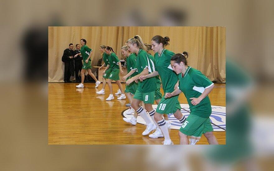 Lietuvos merginų (U-18) krepšinio rinktinė
