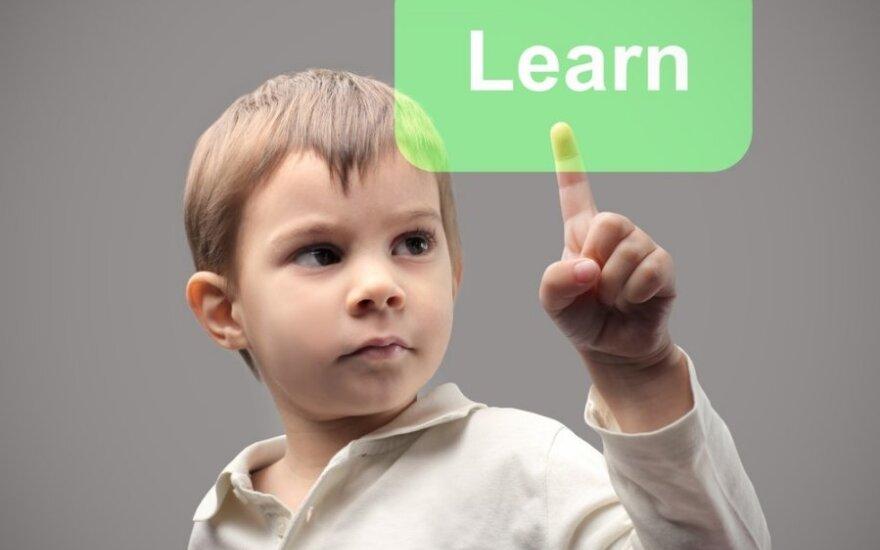 Kaip technologijos gali padėti mokytis