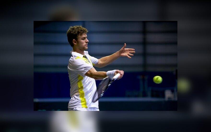 Laurynas Grigelis  (Norge Tennisforbund nuotr.)