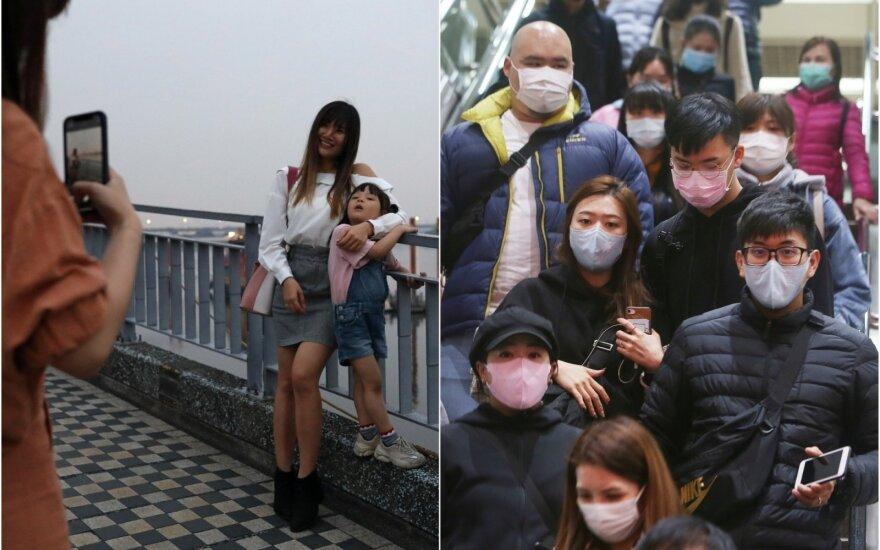 """Taivano """"stebuklas"""": virusą įmanoma beveik visiškai sustabdyti?"""
