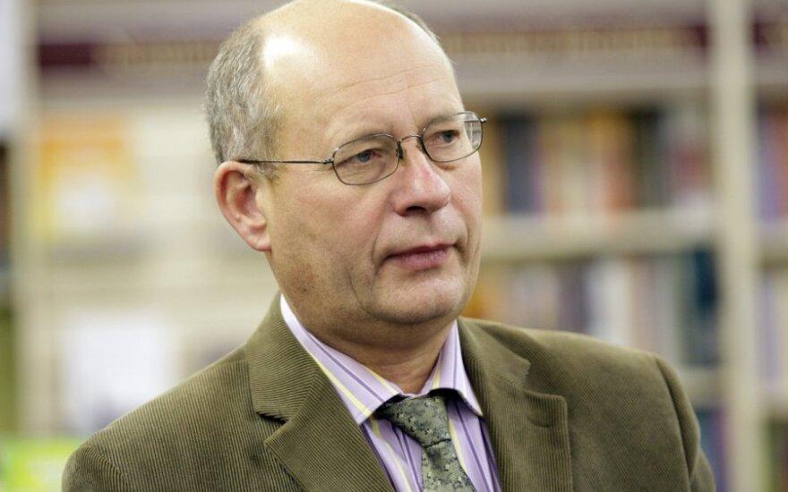 G.Vagnorius: progresiniai mokesčiai gali įkalti vinį į ekonomikos karstą