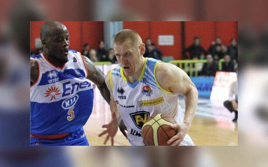 Donatas Zavackas (vanolibasket.com nuotr.)