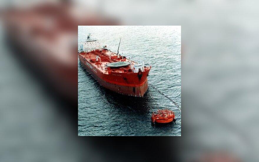 Būtingė, tanklaivis