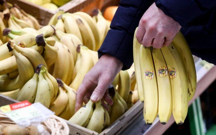Povilauskas: dabar palankus metas mažėti maisto kainoms