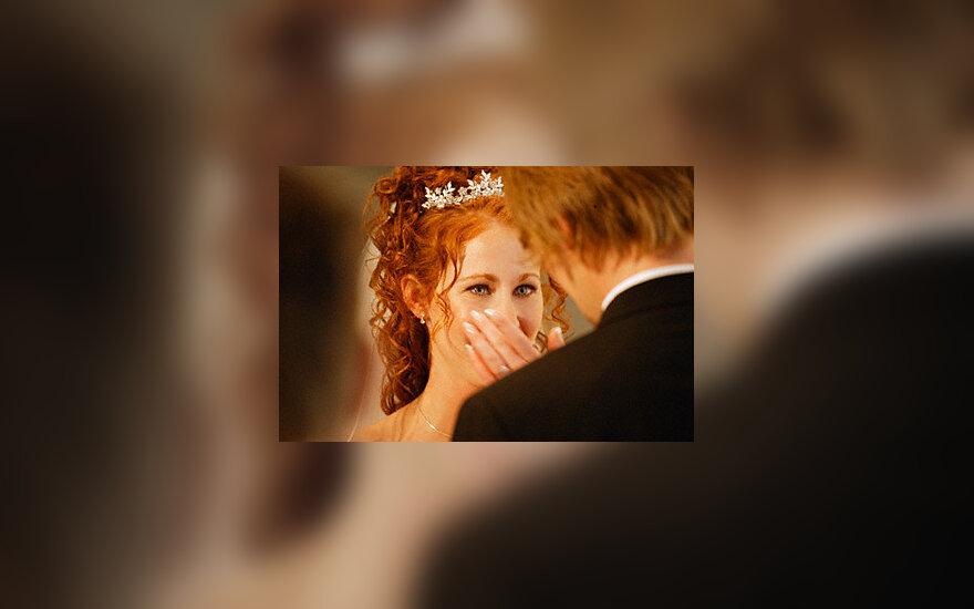 Meilė, nuotaka, vedybos
