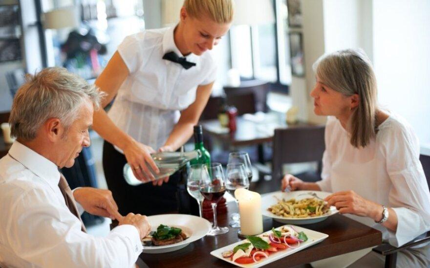 Ką restoranuose labiausiai vertina lietuviai?