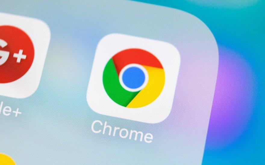 """Patarimai, kaip surasti ir pašalinti virusus, trukdančius """"Chrome"""" naršyklei"""