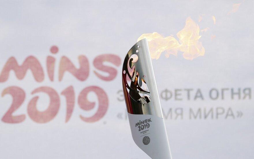 Europos žaidynės Minske