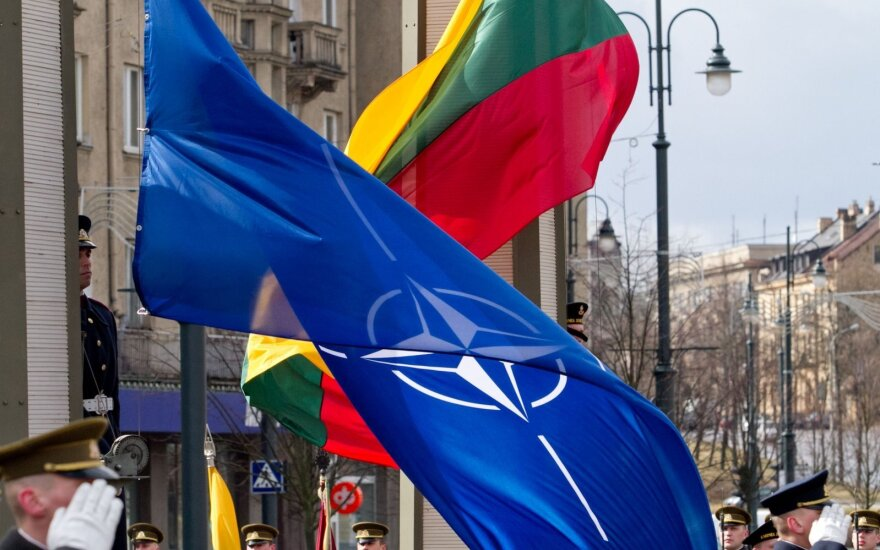 Lithuanian military expert: NATO's purpose is defence, not rearmament