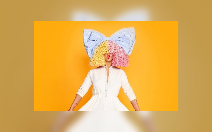 Atlikėja Sia / Foto: Warner Music