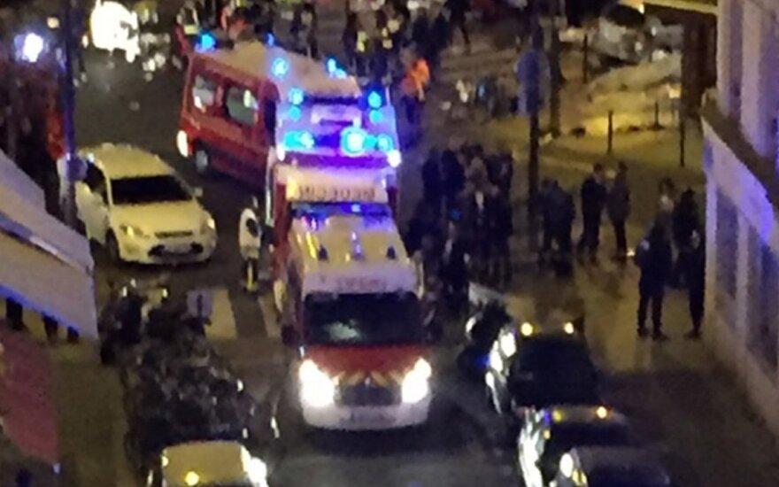 Picerijos vadovas gavo baudą už žiniasklaidai perduotą Paryžiaus atakų vaizdo įrašą