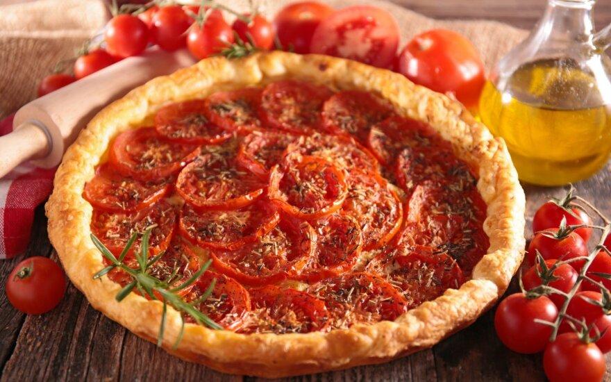 Pomidorų pica