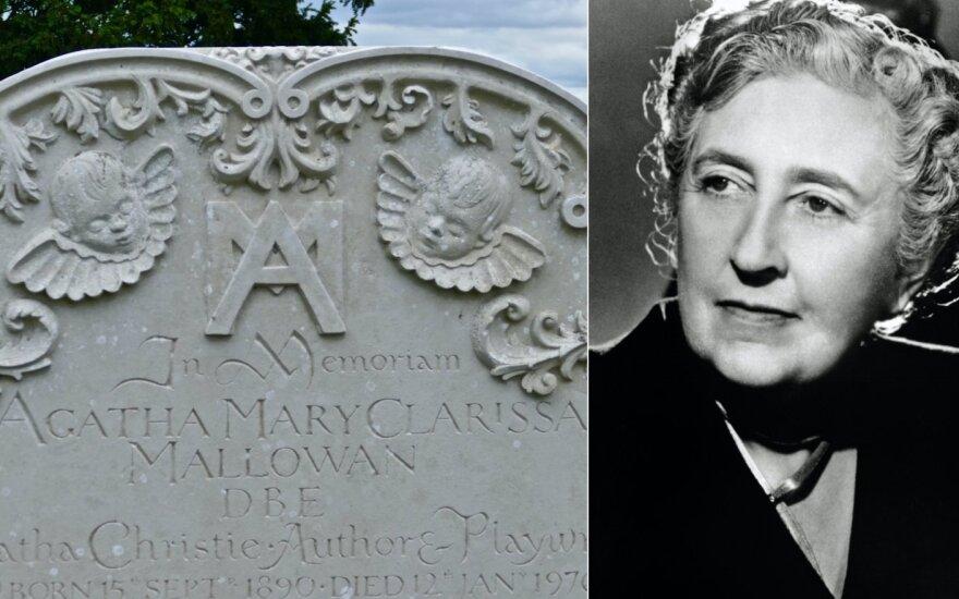 Agatha Christie ir jos kapas