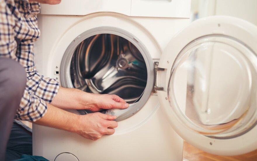 Šie du produktai bent kartą per mėnesį turėtų atsidurti jūsų skalbyklėje