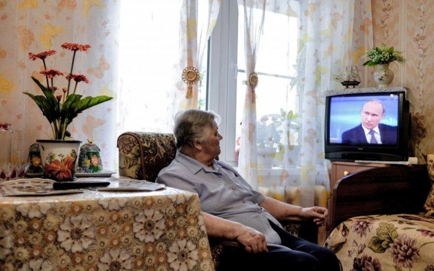 Ukrainietė papasakojo, kaip kovoti prieš Rusijos propagandą