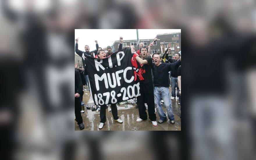 """Manchester United"" klubo sirgaliai"