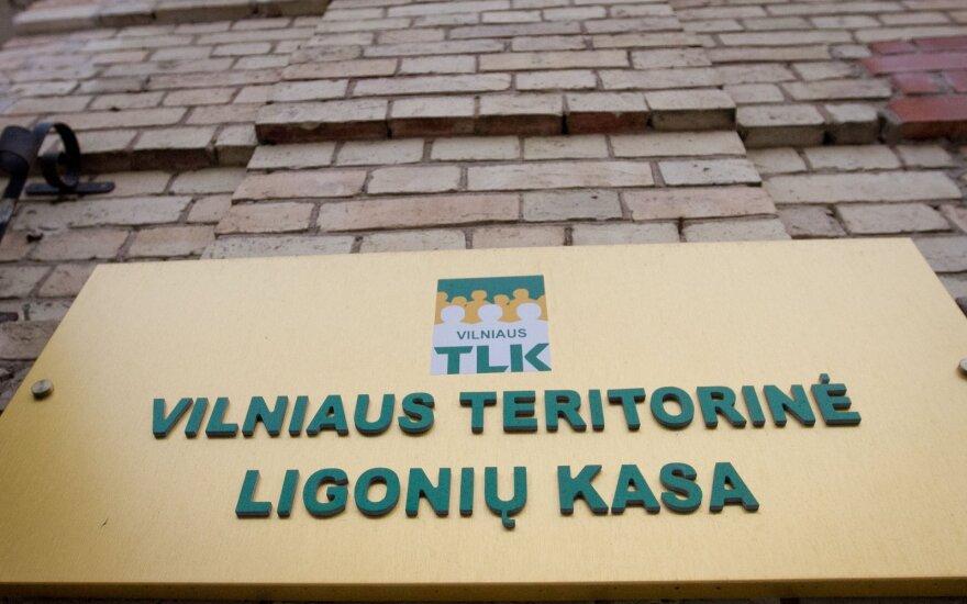 Siūlo atsisakyti atskirtų Teritorinių ligonių kasų