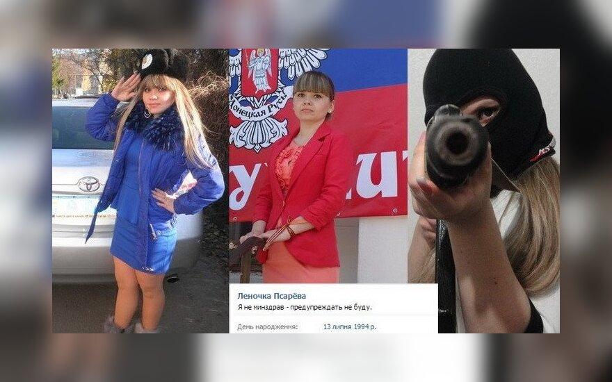 Kuo socialiniuose tinkluose puikuojasi Donbaso separatistai