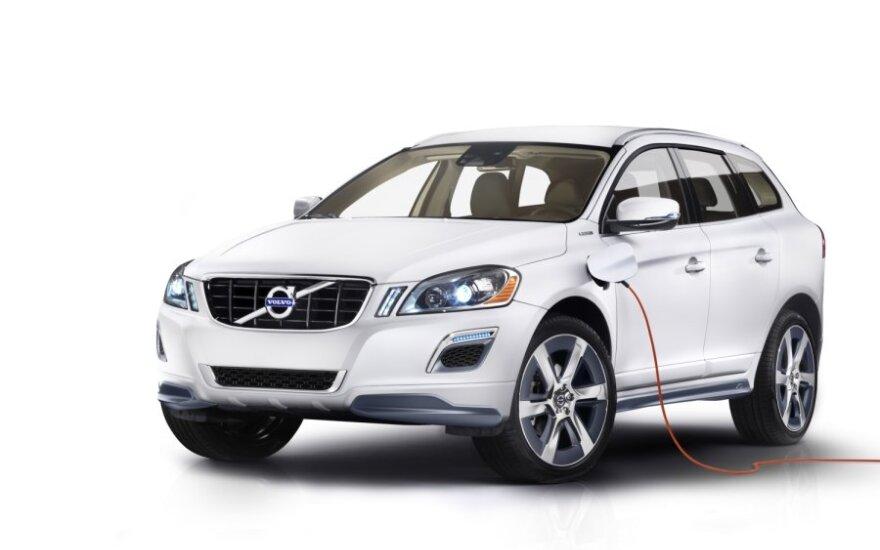 Volvo XC60 Plug-in Hybrid koncepcija