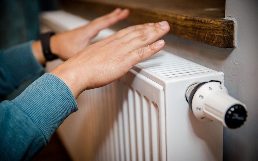 Kainų komisija: šilumą pirkdami iš nepriklausomų šilumos gamintojų, vartotojai sutaupė 9,2 mln. eurų