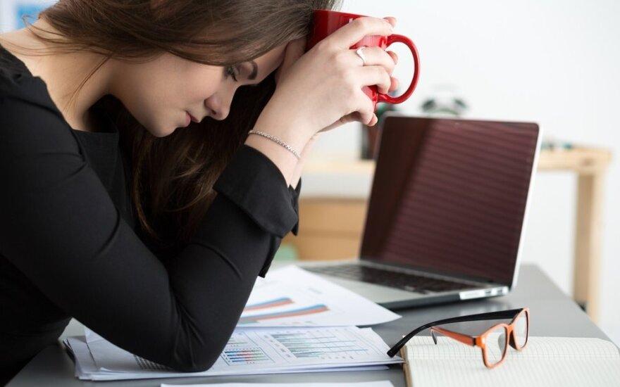 Kaip susilpninti streso atakas
