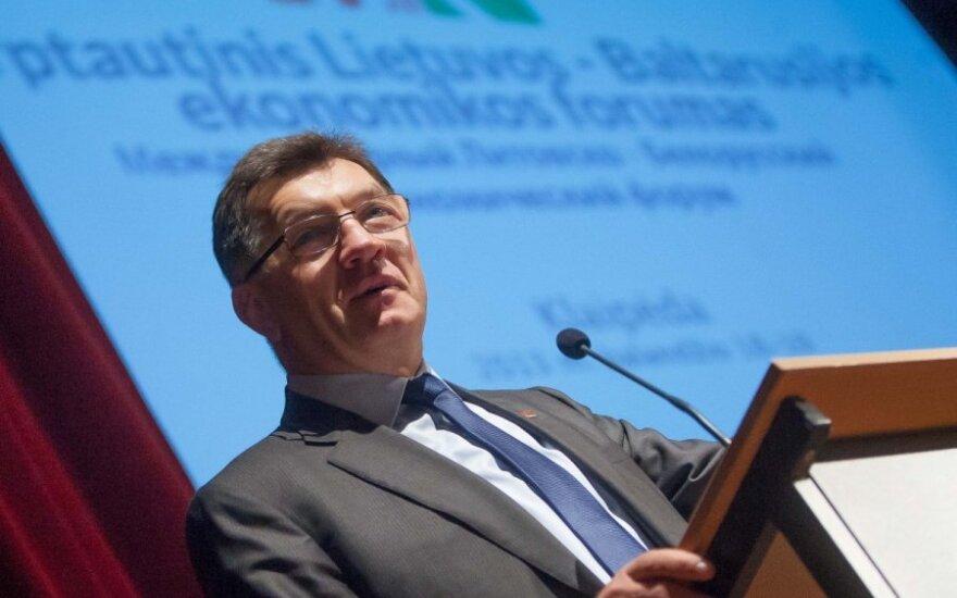 A. Butkevičius: dėl kandidato prezidento rinkimuose socialdemokratai spręs kitąmet