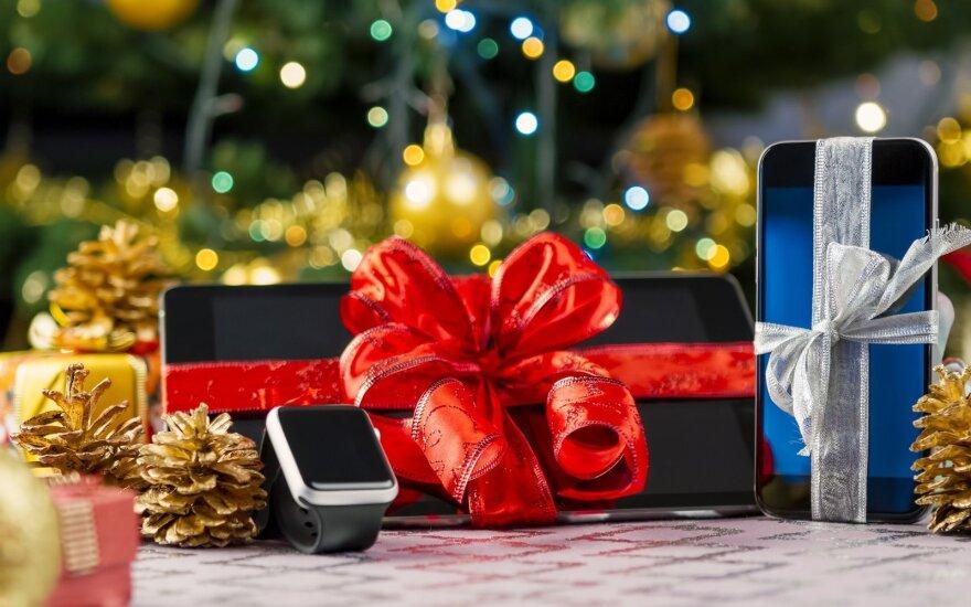 Tyrimas parodė, kokias dovanas labiausiai mėgsta gauti lietuviai