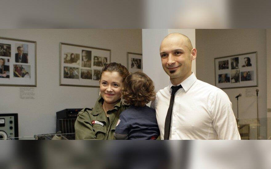 Ericos ir Jurgio Didžiulių šeima išeina į karo taką prieš televizijos laidos kūrėjus