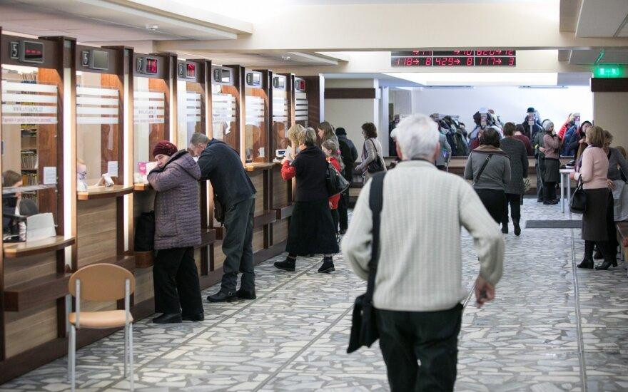 Spartus gyventojų senėjimas Europos Centriniam Bankui kelia nerimą