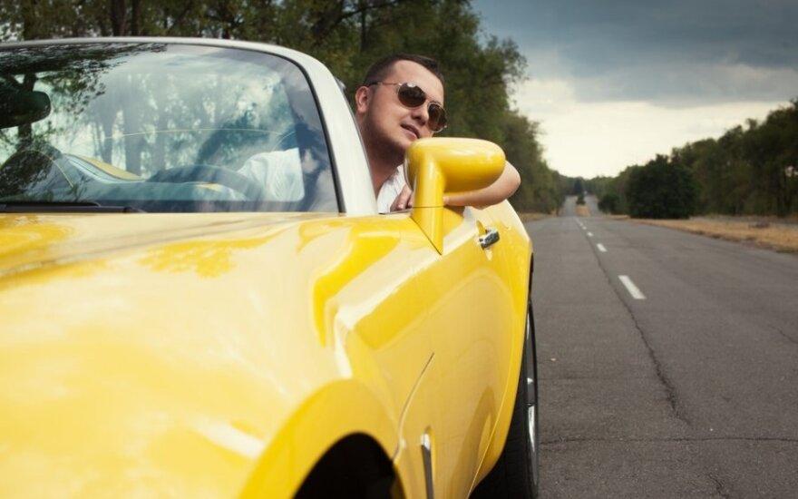 Gyvenimas prasideda nuo 40: N40 vyrų autoklubas konsultuos, kaip įveikti viduramžio krizę
