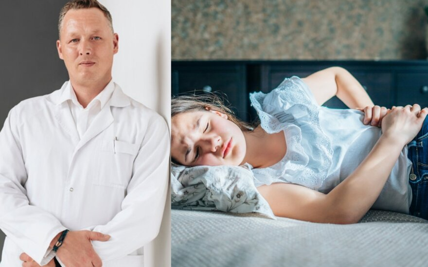 Vaikų chirurgas dr. Arūnas Strumila