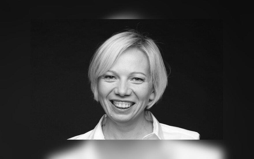 """""""Lietuvos energijos"""" komunikacijos vadovė – Ieva Vozbutaitė-Beliauskė"""