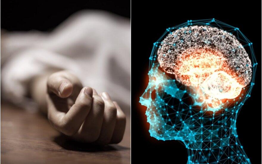 Žuvusių smegenų atgaivinimas