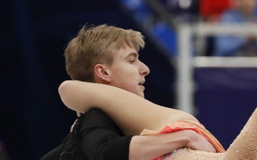 """Lietuvos atstovai """"Amber Cup"""" varžybose užėmė 12-ąją vietą"""
