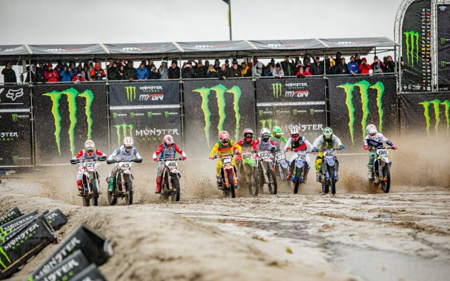 """Motocross of Nations"" varžybos"